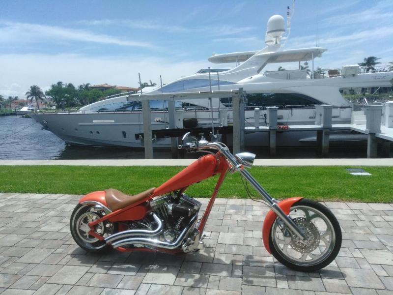 SunSave Boat motorcycle